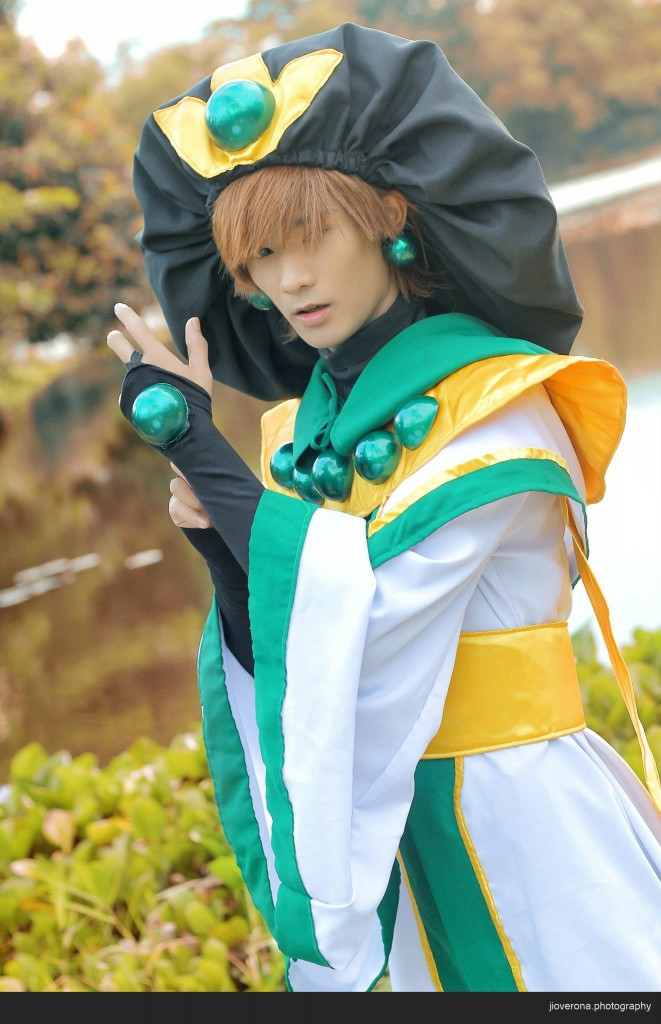 Otaku House Cosplay Idol 187 Zychez Ascot From Magic