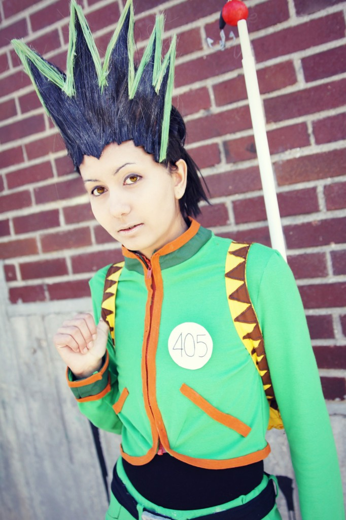 Otaku House Cosplay Idol » DinnerCosplay: Gon Freecss from ...