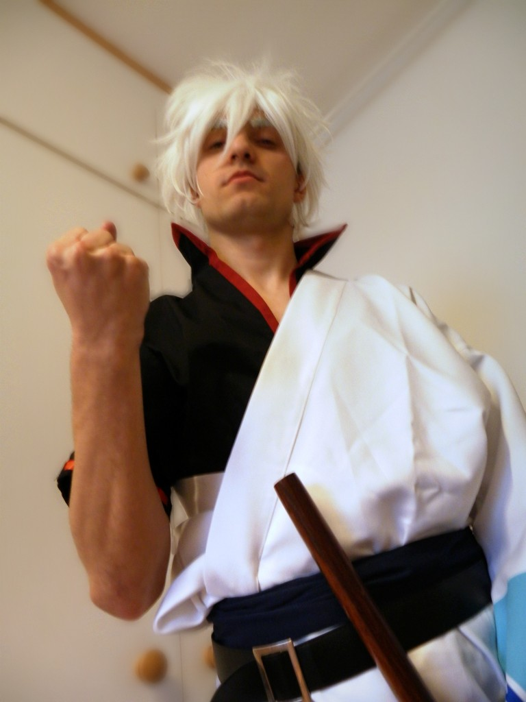 gintoki cosplay - photo #21