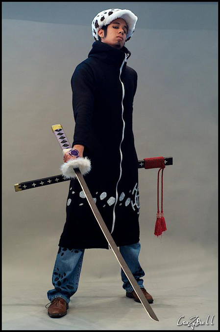 Otaku House Cosplay Idol » Willy Law: Trafalgar Law Time ...