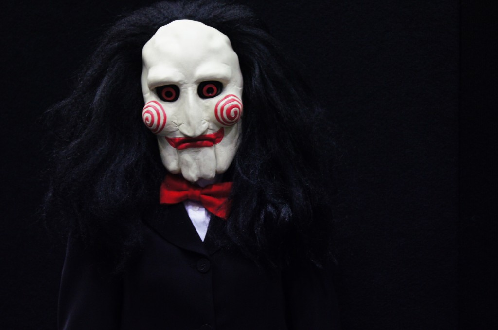Saw I Want To Play A Game Quotes: Otaku House Cosplay Idol » Michelle Mccoll: Jigsaw (Billy