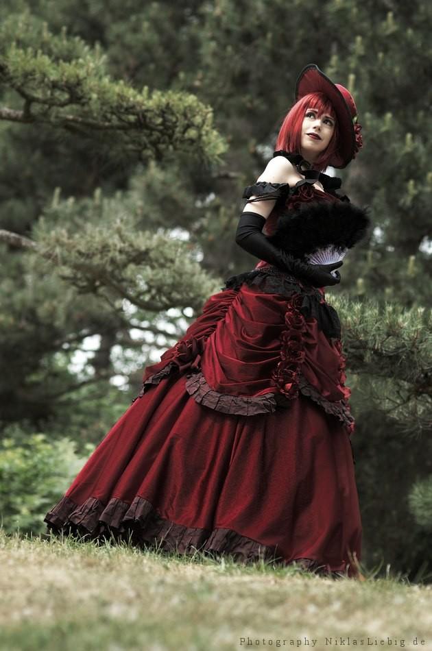 Madameredd Review Kiss Brush On Gel Nail Kit: Otaku House Cosplay Idol » Arulithia: Madame Red From