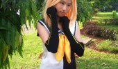 me as Kagamine Rin Meltdown - iFest (5)