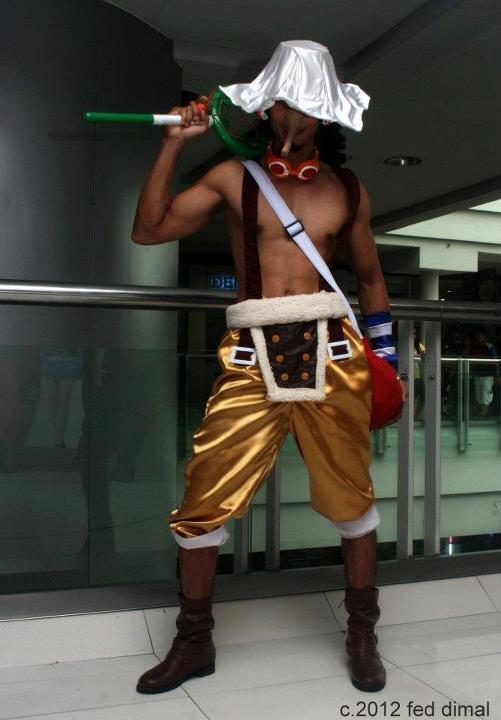 Otaku House Cosplay Idol Arvin Tranate Usopp Fom One Piece
