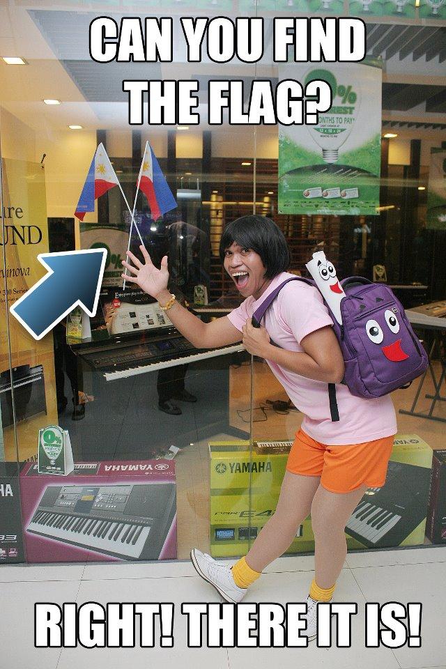 Otaku House Cosplay Idol » Macky Martinez: Dora from Dora ...