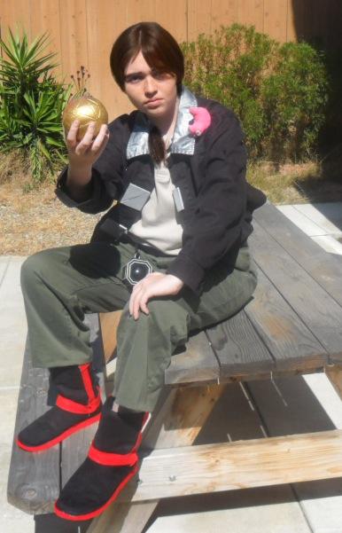 Otaku House Cosplay Idol » Ana Niebla: Jim Hawkins from ... | 386 x 601 jpeg 81kB