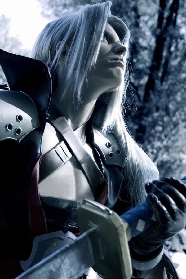 Final Fantasy Sephiroth Cosplay Cosplayer NanjoKoji