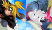 deidara flying comparison 2