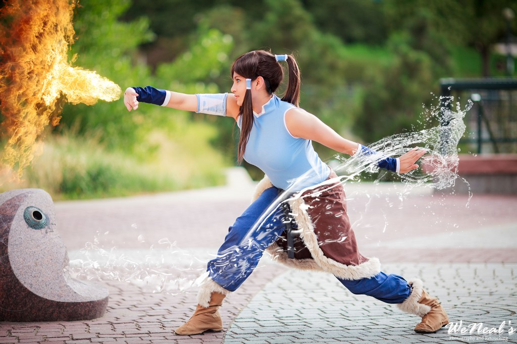 Otaku House Cosplay Idol  Meevers-Desu Korra From The Legend Of Korra-2332
