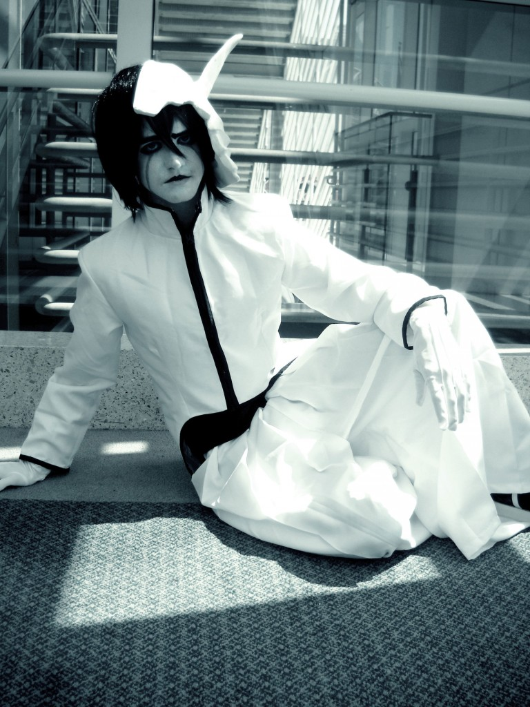 Otaku House Cosplay Idol » Kevin Crothers: Ulquiorra from ... Ulquiorra Cosplay
