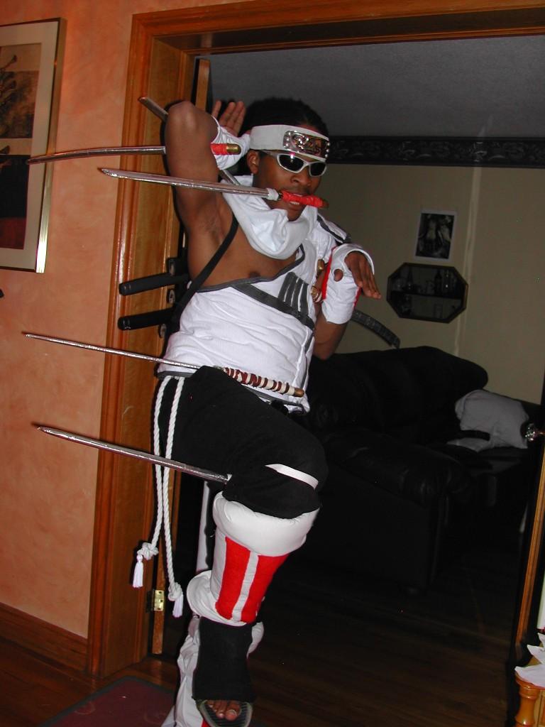 Otaku House Cosplay Idol » RedGameboy: Killerbee from Naruto