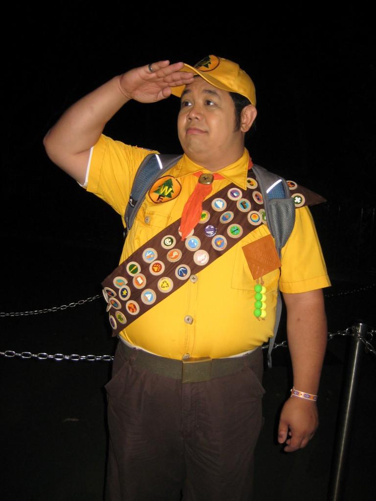 Otaku House Cosplay Idol » Jedibaritone: Russell from Up!