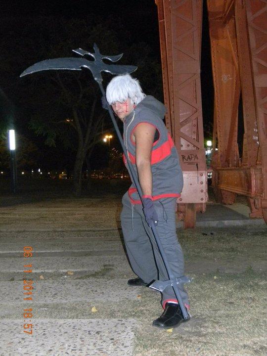 Seikon no qwaser cosplay