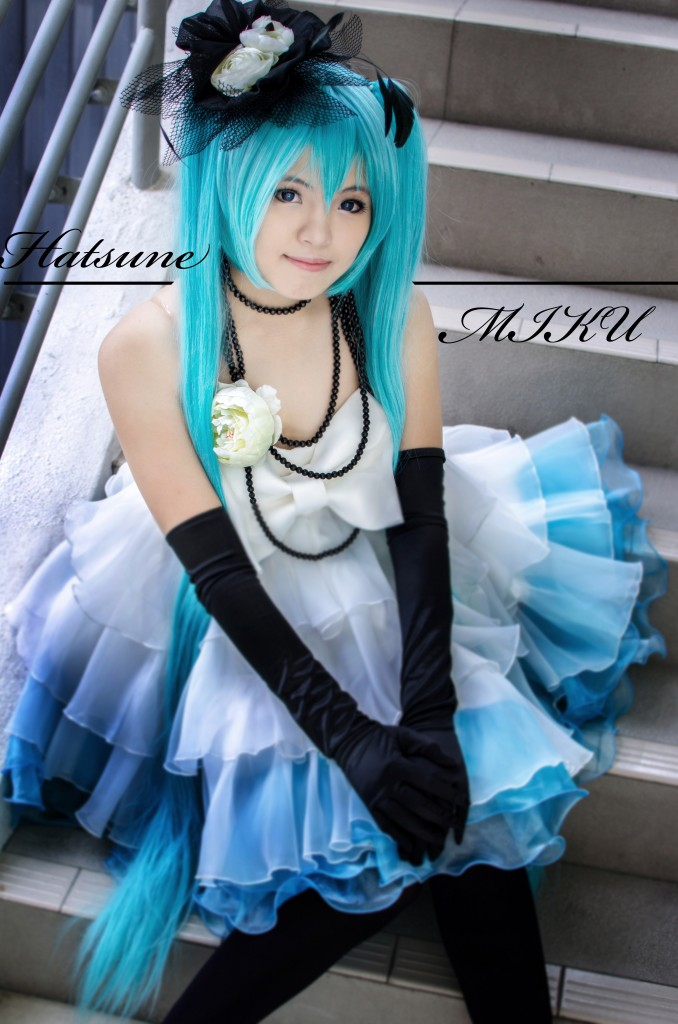 Otaku House Cosplay Idol » Rin_cmg: Hatsune Miku from Vocaloid