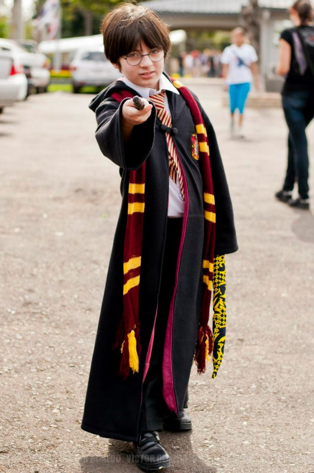 harry potter cosplay by -#main