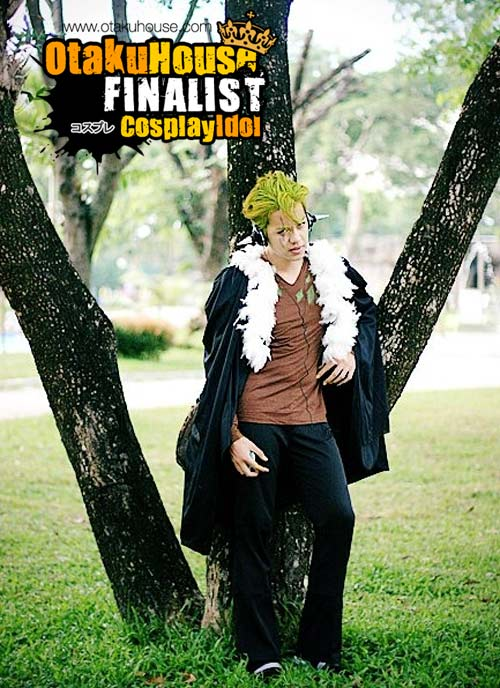 Fairy Tail Laxus Cosplay | www.imgkid.com - The Image Kid ...