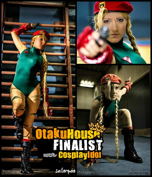Otaku House Cosplay Idol » SailorPao: Panama Cosplay Finalist
