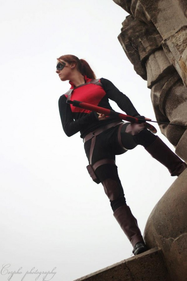 Otaku House Cosplay Idol » Ginger Kitty Cosplay: Red Arrow ...
