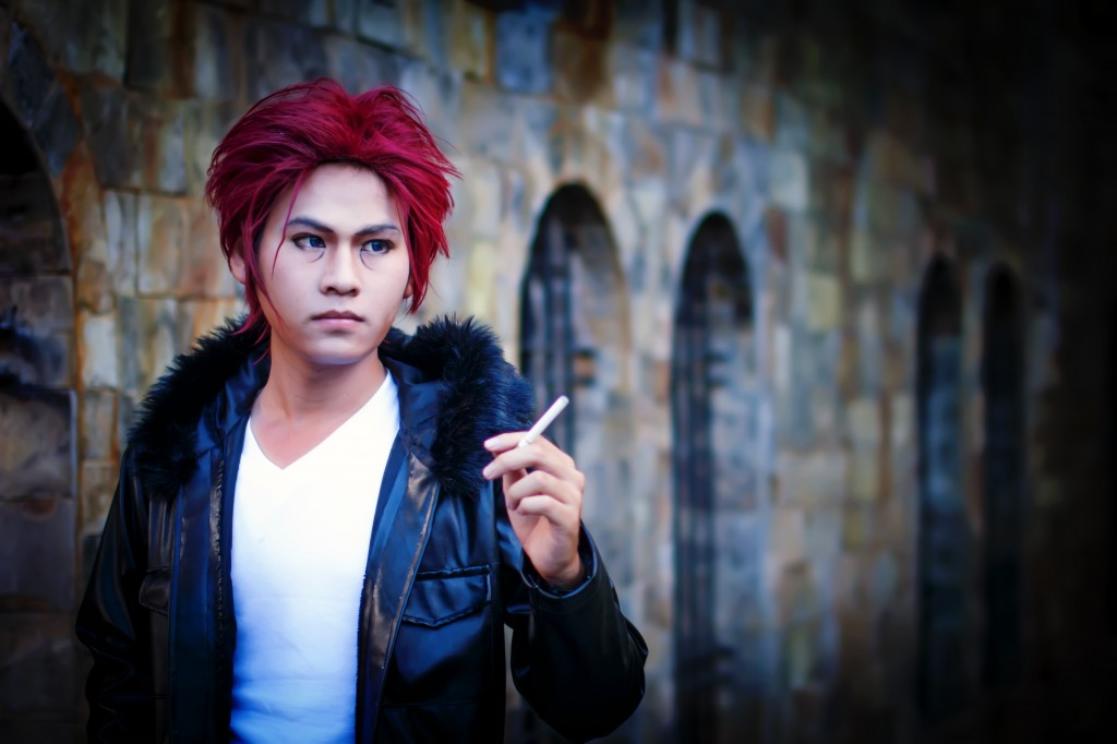 Series Name  K Project  K Project Blue King Cosplay