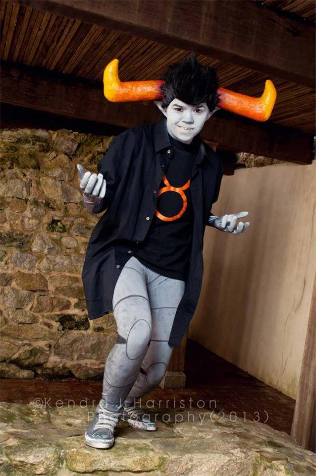 Otaku House Cosplay Idol 187 Sarah K Tavros Nitram From