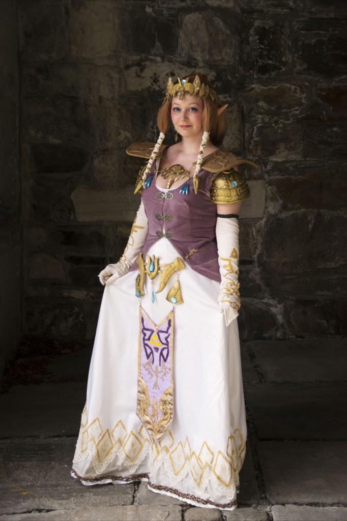 Otaku House Cosplay Idol Andrea E Busch Princess Zelda