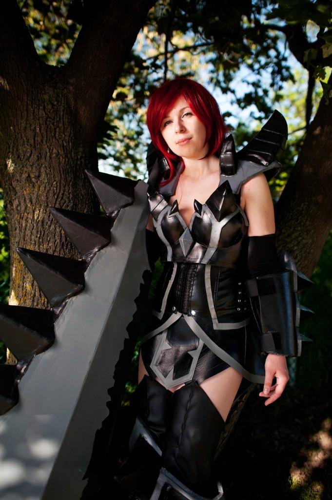 otaku house cosplay idol 187 anna erza scarlet purgatory