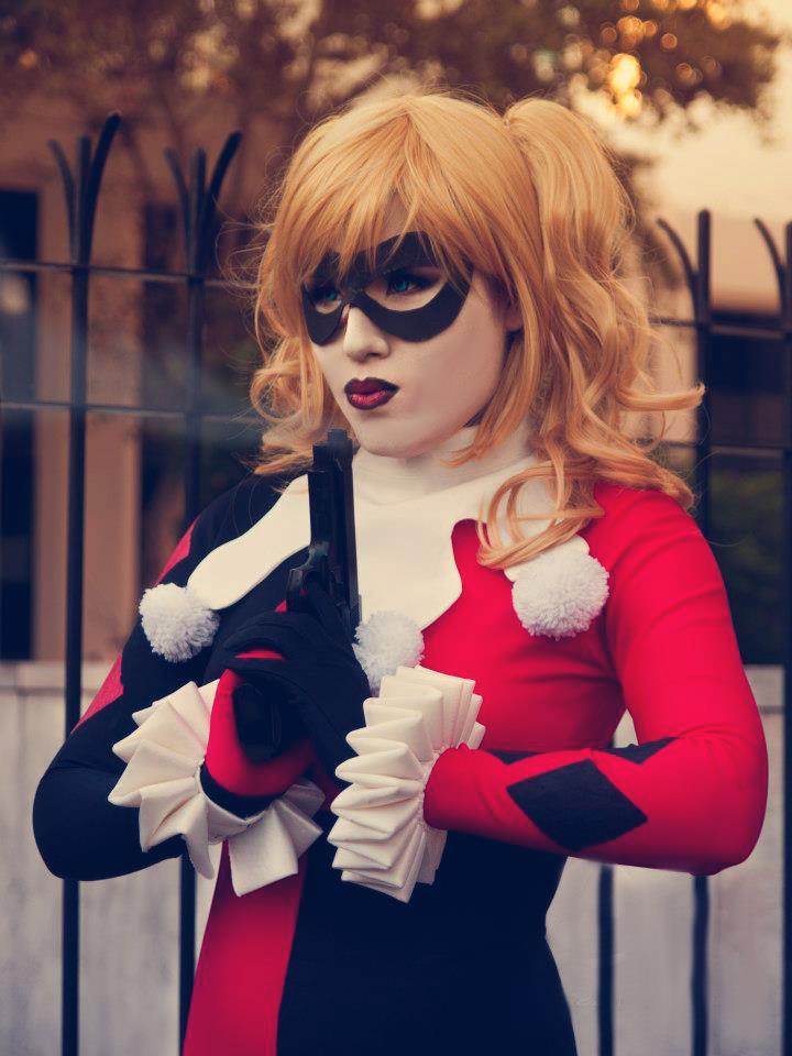 Harley quinn cosplay porn pics-5930