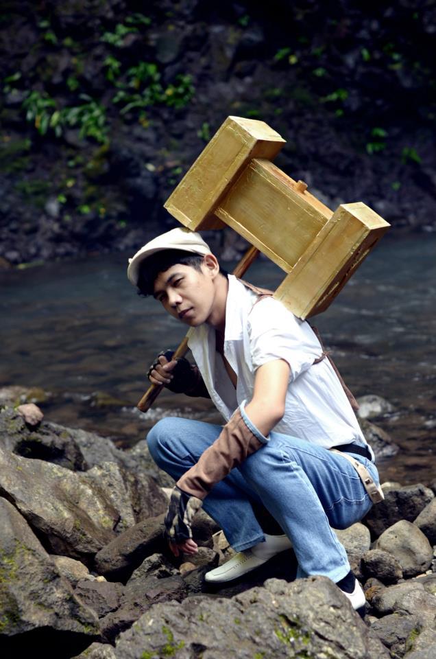 Otaku House Cosplay Idol Jickoy Blacksmith From Ragnarok Online