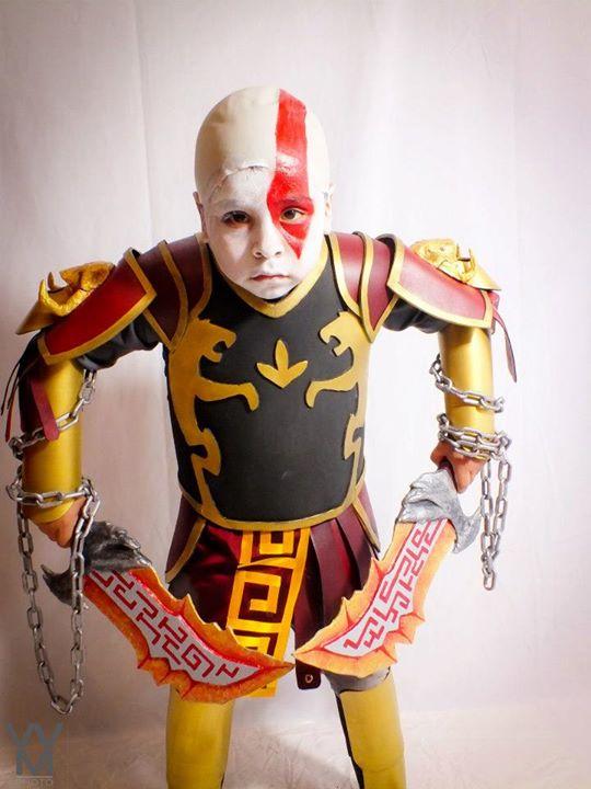 Otaku House Cosplay Idol 187 Nahuel Mendez Kratos From God