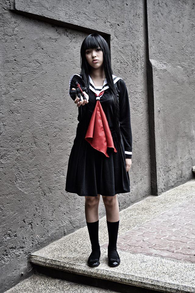 Otaku House Cosplay Idol » Kirachin: Enma Ai from Jigoku