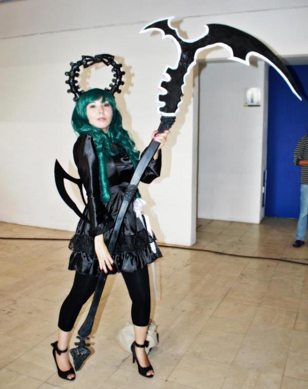 Otaku House Cosplay Idol » Benjamín Morphok: Black Mage