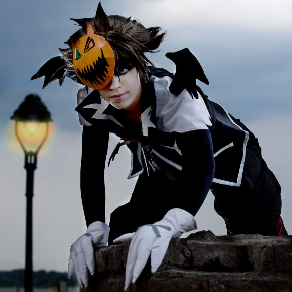 Otaku House Cosplay Idol » chibinis-chan: Sora (Halloween Town ...
