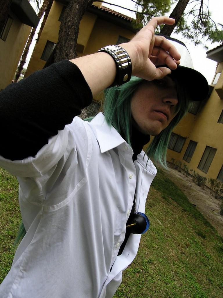 Otaku House Cosplay Idol » Brett Bennett: Trainer N from ... Lilith Borderlands 2 Cosplay