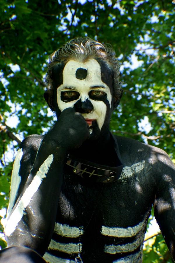 Otaku House Cosplay Idol » James Carson: Cursed Hidan from ...