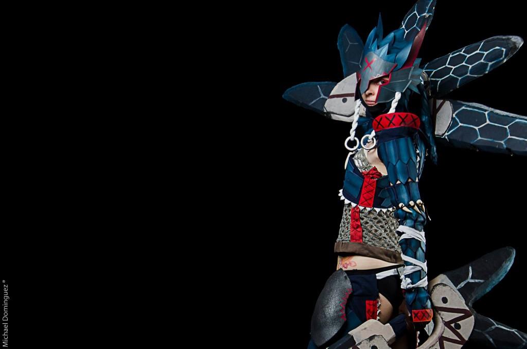 Otaku House Cosplay Idol � Meguminyan: Narga Blademaster S Armor ...
