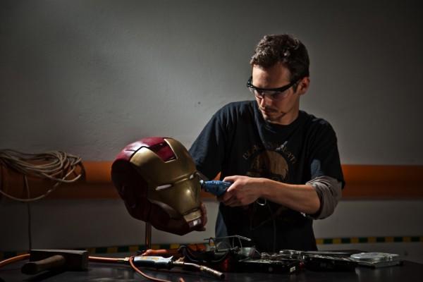 Otaku House Cosplay Idol Rav Tony Stark From The Avengers