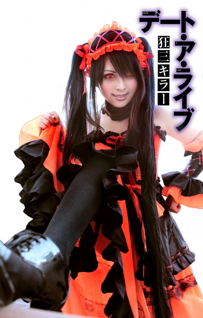 otaku house cosplay idol  u00bb petite  kurumi tokisaki from date a live