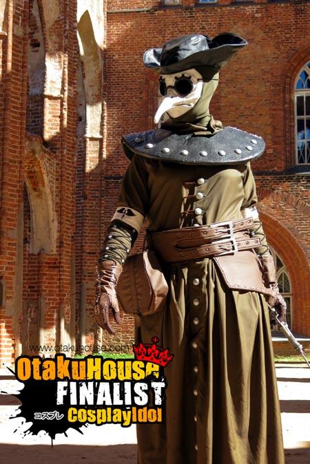 1-otaku-house-cosplay-idol-europe-silvia-doctor-who