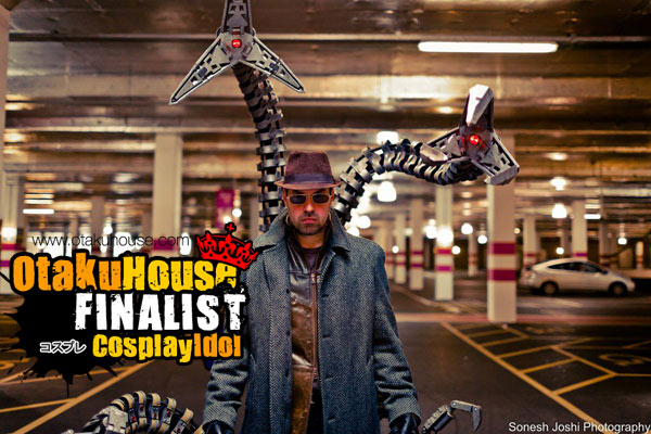 2-otaku-house-cosplay-idol-europe-spider-trooper-doctor-octopus-spiderman