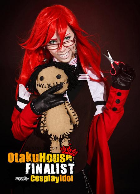 3-otaku-house-cosplay-idol-europe-finals-irina-tsapreva-grell-suttcliff-black-butler